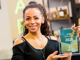 Bartender Raysa Straal wint tweede oneUNIT cocktailcompetitie