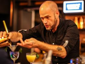 Alex Danger wint Bobby's National Cocktail Competition 2020