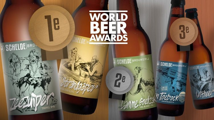 Scheldebrouwerij_World Beer Awards