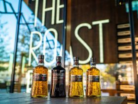 The Roast Room verwerkt Highland Park whisky's in gerechten