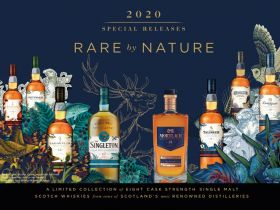 Diageo presenteert 2020 special releases whiskycollectie
