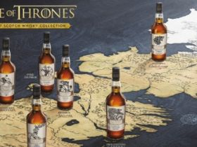 Diageo presenteert acht Game of Thrones-whisky's